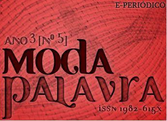 Visualizar v. 3 n. 5 (2010): ModaPalavra