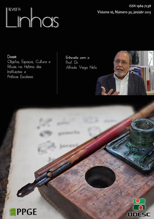 Visualizar v. 16 n. 30 (2015): Objetos, Espaços, Cultura e Rituais na História das Instituições e Práticas Escolares
