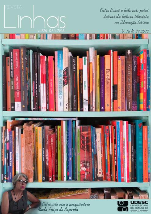 Visualizar v. 18 n. 37 (2017): Entre livros e leituras: pelas dobras da leitura literária na Educação Básica