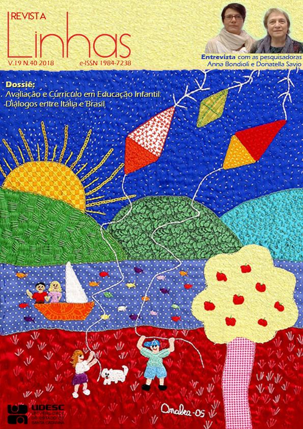 Visualizar v. 19 n. 40 (2018): Avaliação e Currículo em Educação Infantil: Diálogos entre Itália e Brasil
