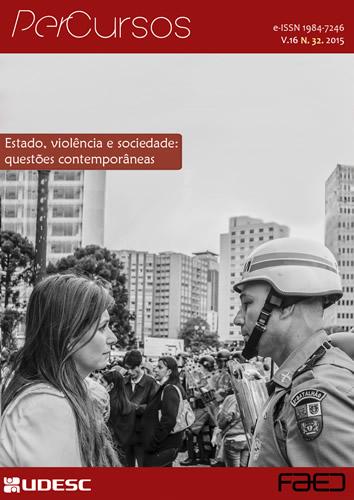 Visualizar v. 16 n. 32 (2015): Estado, violência e sociedade: questões contemporâneas