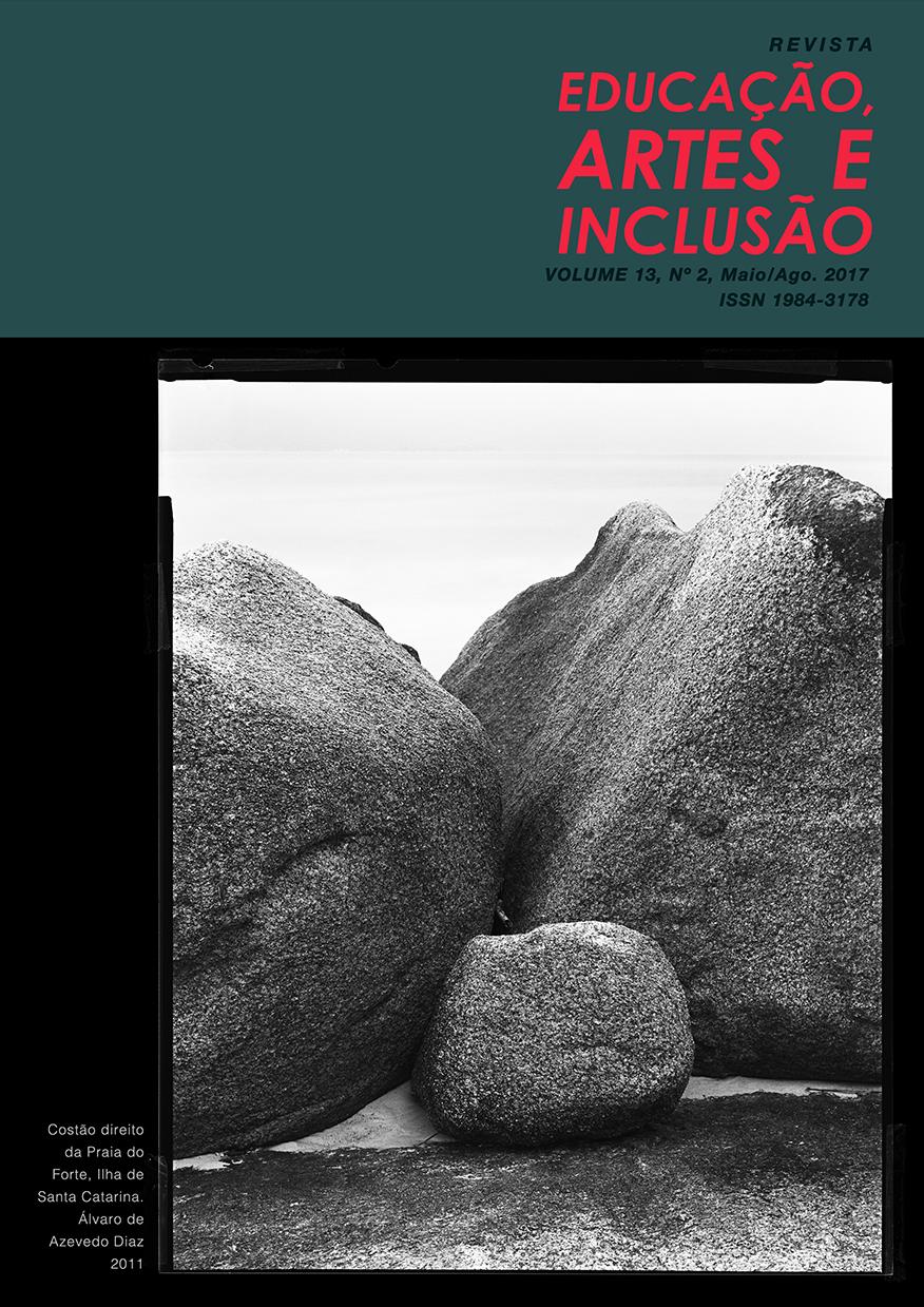 Visualizar v. 13 n. 2 (2017): Revista Educação, Artes e Inclusão