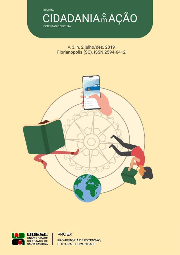 Visualizar v. 3 n. 2 (2019): Cidadania em Ação: Revista de Extensão e Cultura