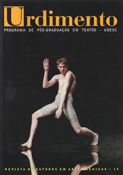 Visualizar v. 2 n. 19 (2012): Corpo e movimento