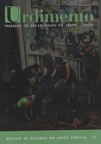 Visualizar v. 2 n. 17 (2011): O ensino do teatro e a formação do professor