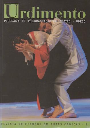 Visualizar v. 1 n. 9 (2007): Cone Sul - Teatro Contemporâneo