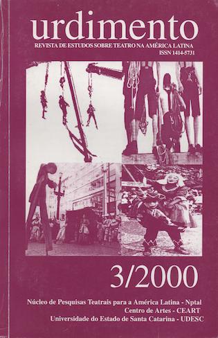 Visualizar v. 1 n. 3 (2000): Fluxo Contínuo