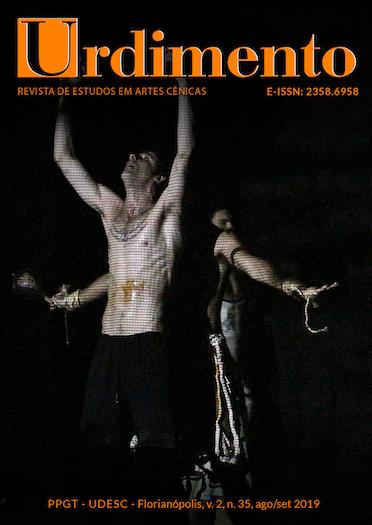 Visualizar v. 2 n. 35 (2019): Sobre a Tradução no Teatro: abordagens histórico-culturais e experiencias tradutórias