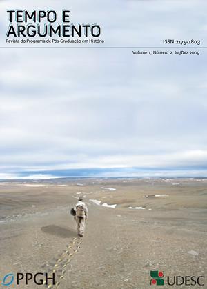 Visualizar v. 1 n. 2 (2009): Dossiê: Diásporas