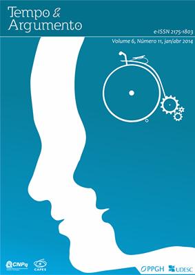 Visualizar v. 6 n. 11 (2014): História e pensamento histórico