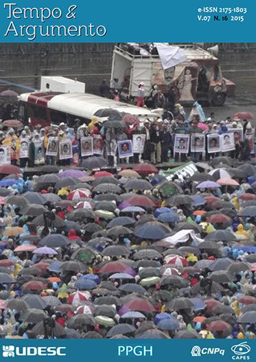 Visualizar v. 7 n. 16 (2015): História oral e resistências na América Latina
