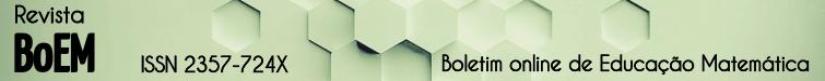 BoEM Boletim online de Educação Matemática